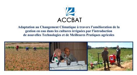 ACCBAT - Rapport final